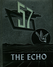 Page 1, 1957 Edition, Jackson Milton High School - Echo Yearbook (North Jackson, OH) online yearbook collection
