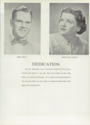Page 11, 1957 Edition, Jackson Milton High School - Echo Yearbook (North Jackson, OH) online yearbook collection