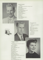Page 16, 1957 Edition, Jackson Milton High School - Echo Yearbook (North Jackson, OH) online yearbook collection