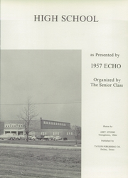 Page 7, 1957 Edition, Jackson Milton High School - Echo Yearbook (North Jackson, OH) online yearbook collection