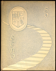 Page 1, 1959 Edition, Jackson Milton High School - Echo Yearbook (North Jackson, OH) online yearbook collection