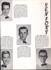 Page 15, 1959 Edition, Jackson Milton High School - Echo Yearbook (North Jackson, OH) online yearbook collection