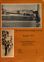 Page 5, 1973 Edition, Wynford High School - Royale Yearbook (Bucyrus, OH) online yearbook collection