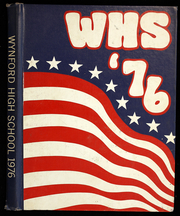 1976 Edition, Wynford High School - Royale Yearbook (Bucyrus, OH)
