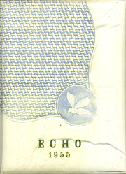 East Canton High School - Echo Yearbook (East Canton, OH) online yearbook collection, 1955 Edition, Page 1