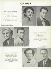 Page 11, 1955 Edition, East Canton High School - Echo Yearbook (East Canton, OH) online yearbook collection