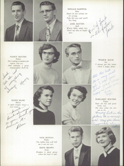 Page 16, 1955 Edition, East Canton High School - Echo Yearbook (East Canton, OH) online yearbook collection