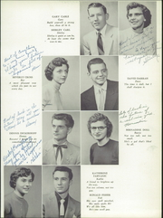 Page 17, 1955 Edition, East Canton High School - Echo Yearbook (East Canton, OH) online yearbook collection