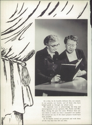 Page 6, 1955 Edition, East Canton High School - Echo Yearbook (East Canton, OH) online yearbook collection