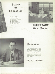 Page 9, 1955 Edition, East Canton High School - Echo Yearbook (East Canton, OH) online yearbook collection