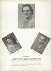 Page 6, 1956 Edition, East Canton High School - Echo Yearbook (East Canton, OH) online yearbook collection