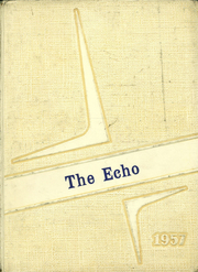Page 1, 1957 Edition, East Canton High School - Echo Yearbook (East Canton, OH) online yearbook collection