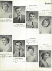 Page 16, 1957 Edition, East Canton High School - Echo Yearbook (East Canton, OH) online yearbook collection