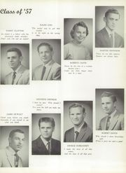 Page 17, 1957 Edition, East Canton High School - Echo Yearbook (East Canton, OH) online yearbook collection