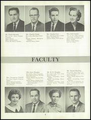 Page 12, 1960 Edition, East Canton High School - Echo Yearbook (East Canton, OH) online yearbook collection