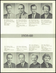 Page 13, 1960 Edition, East Canton High School - Echo Yearbook (East Canton, OH) online yearbook collection