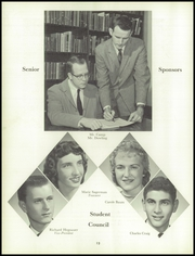 Page 16, 1960 Edition, East Canton High School - Echo Yearbook (East Canton, OH) online yearbook collection