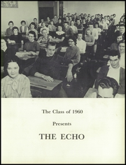 Page 5, 1960 Edition, East Canton High School - Echo Yearbook (East Canton, OH) online yearbook collection