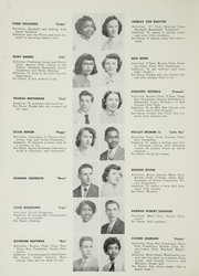 Page 10, 1953 Edition, South High School - Sohian Yearbook (Akron, OH) online yearbook collection