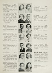 Page 15, 1953 Edition, South High School - Sohian Yearbook (Akron, OH) online yearbook collection