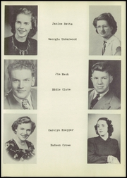 Page 11, 1949 Edition, Kinsman High School - Spotlight Yearbook (Kinsman, OH) online yearbook collection