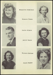 Page 13, 1949 Edition, Kinsman High School - Spotlight Yearbook (Kinsman, OH) online yearbook collection