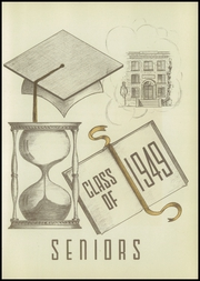 Page 9, 1949 Edition, Kinsman High School - Spotlight Yearbook (Kinsman, OH) online yearbook collection