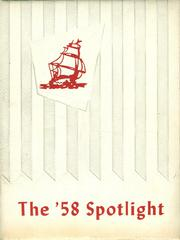 Page 1, 1958 Edition, Kinsman High School - Spotlight Yearbook (Kinsman, OH) online yearbook collection