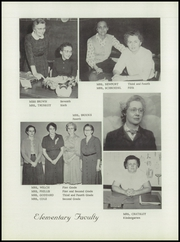 Page 14, 1958 Edition, Kinsman High School - Spotlight Yearbook (Kinsman, OH) online yearbook collection
