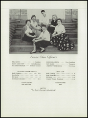 Page 16, 1958 Edition, Kinsman High School - Spotlight Yearbook (Kinsman, OH) online yearbook collection
