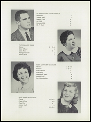 Page 17, 1958 Edition, Kinsman High School - Spotlight Yearbook (Kinsman, OH) online yearbook collection
