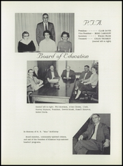 Page 9, 1958 Edition, Kinsman High School - Spotlight Yearbook (Kinsman, OH) online yearbook collection