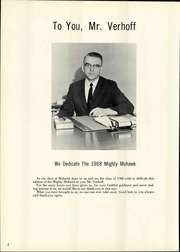 Page 10, 1968 Edition, Mohawk High School - Mighty Mohawk Yearbook (Sycamore, OH) online yearbook collection