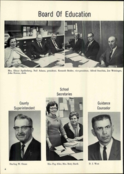 Page 12, 1968 Edition, Mohawk High School - Mighty Mohawk Yearbook (Sycamore, OH) online yearbook collection
