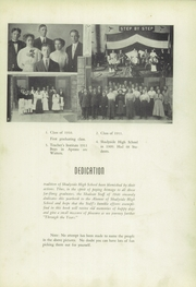 Page 9, 1940 Edition, Shadyside High School - Shadean Yearbook (Shadyside, OH) online yearbook collection