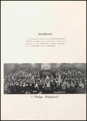 Page 7, 1941 Edition, Shadyside High School - Shadean Yearbook (Shadyside, OH) online yearbook collection