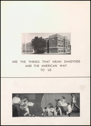 Page 9, 1941 Edition, Shadyside High School - Shadean Yearbook (Shadyside, OH) online yearbook collection