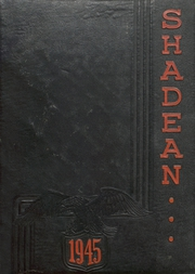 Page 1, 1945 Edition, Shadyside High School - Shadean Yearbook (Shadyside, OH) online yearbook collection
