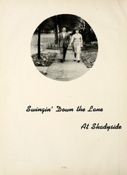 Page 6, 1947 Edition, Shadyside High School - Shadean Yearbook (Shadyside, OH) online yearbook collection