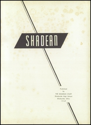 Page 5, 1949 Edition, Shadyside High School - Shadean Yearbook (Shadyside, OH) online yearbook collection