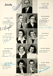 Page 10, 1951 Edition, Shadyside High School - Shadean Yearbook (Shadyside, OH) online yearbook collection