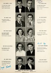 Page 11, 1951 Edition, Shadyside High School - Shadean Yearbook (Shadyside, OH) online yearbook collection