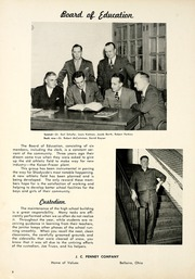Page 12, 1951 Edition, Shadyside High School - Shadean Yearbook (Shadyside, OH) online yearbook collection