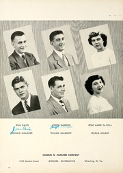 Page 16, 1951 Edition, Shadyside High School - Shadean Yearbook (Shadyside, OH) online yearbook collection