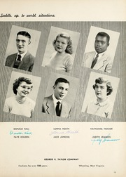 Page 17, 1951 Edition, Shadyside High School - Shadean Yearbook (Shadyside, OH) online yearbook collection