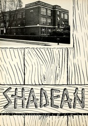 Page 6, 1951 Edition, Shadyside High School - Shadean Yearbook (Shadyside, OH) online yearbook collection
