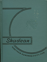 Page 1, 1955 Edition, Shadyside High School - Shadean Yearbook (Shadyside, OH) online yearbook collection