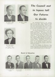 Page 10, 1955 Edition, Shadyside High School - Shadean Yearbook (Shadyside, OH) online yearbook collection