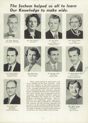 Page 11, 1955 Edition, Shadyside High School - Shadean Yearbook (Shadyside, OH) online yearbook collection