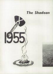 Page 6, 1955 Edition, Shadyside High School - Shadean Yearbook (Shadyside, OH) online yearbook collection